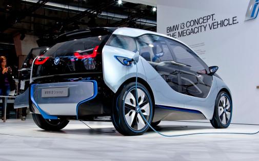 BMW Elektrikli araçlar