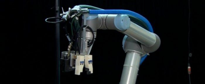 Yapay zeka destekli robotlara bir yenisi daha eklendi .